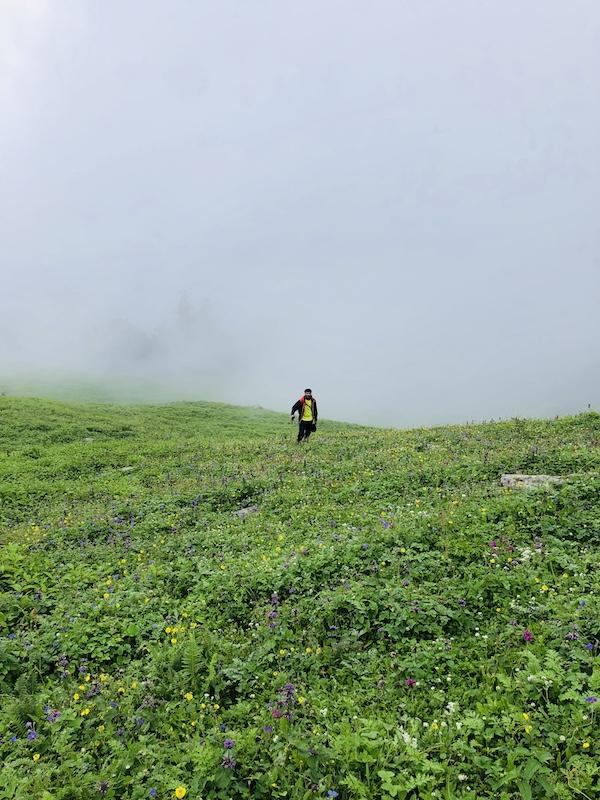 bhrigu lake trek in monsoon
