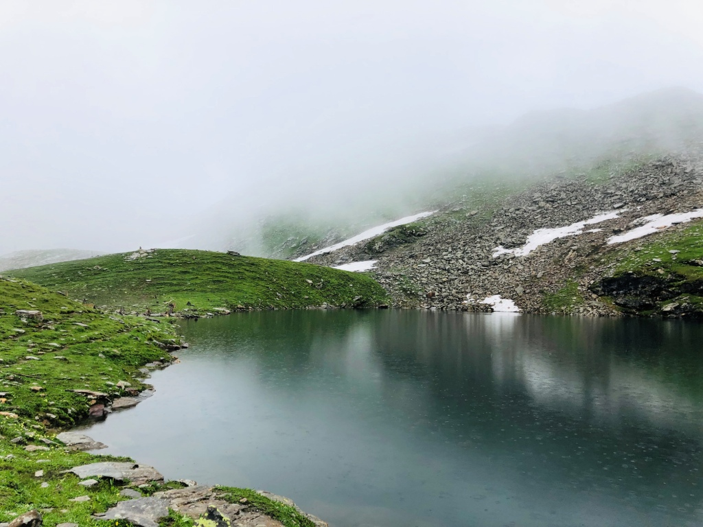 bhrigu lake weather