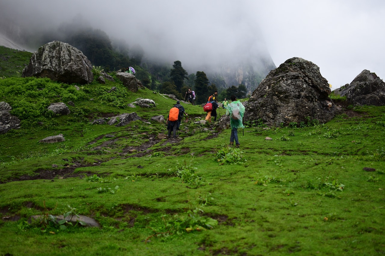 chanderkhani trek