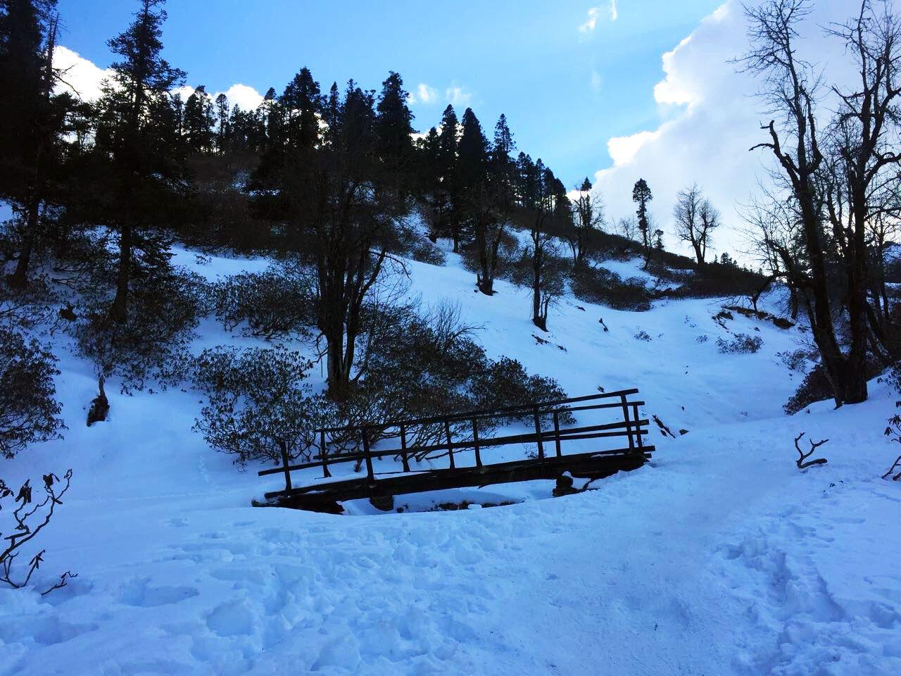 Kedarkantha trek in winters