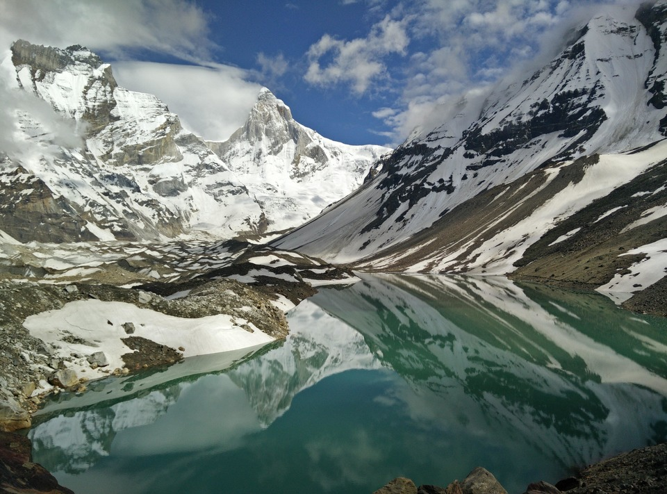 kedartal lake trek