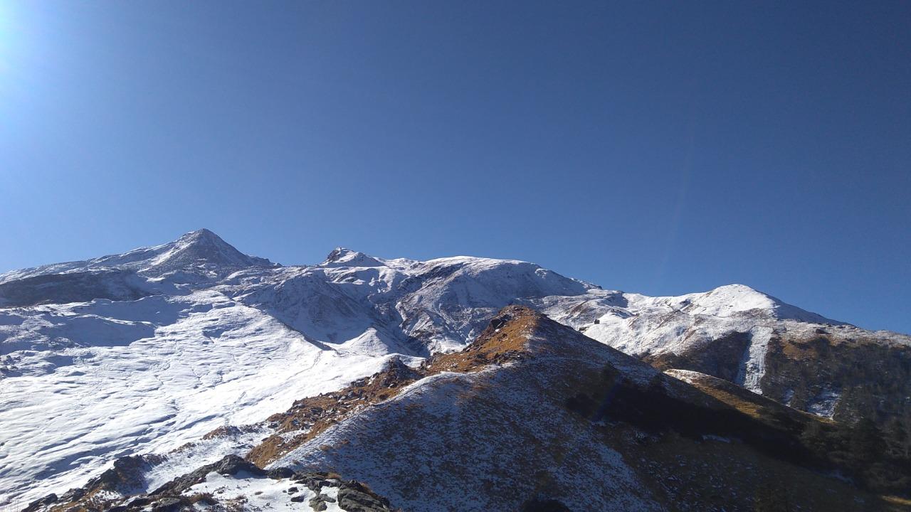 kuari pass summit