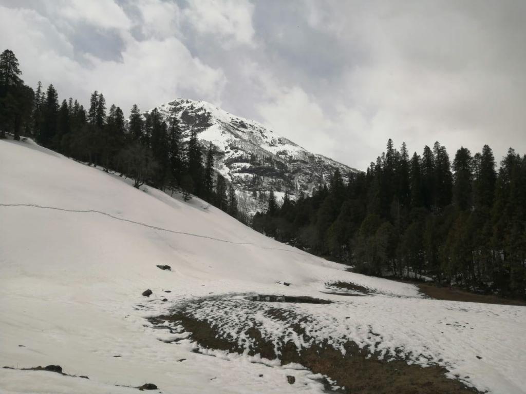 lamadugn trek in december