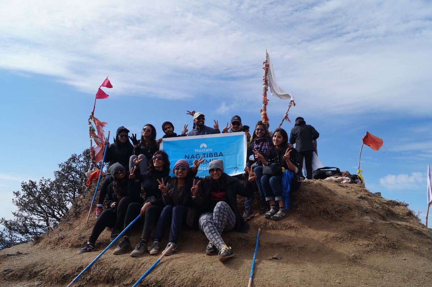 nag tibba summit
