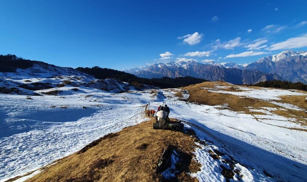 pangarchulla peak trek 2021